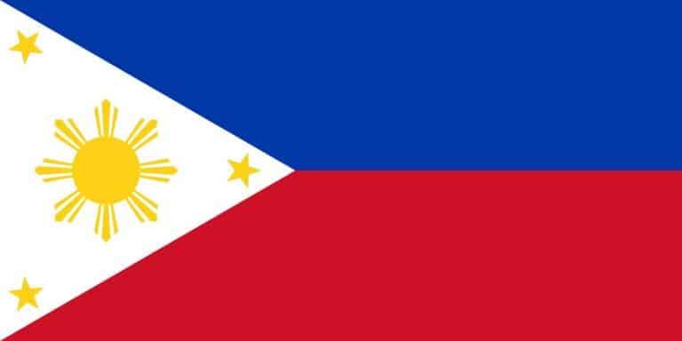 lambang negara filipina bendera nasional filipina