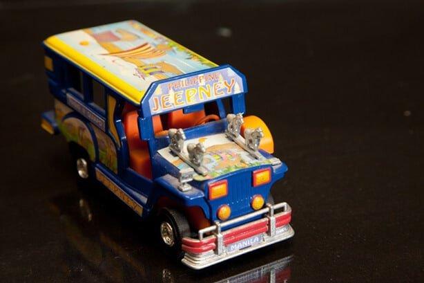 Miniatur Jeepney