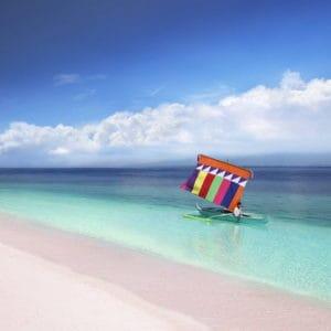 samal island pantai terindah di dunia