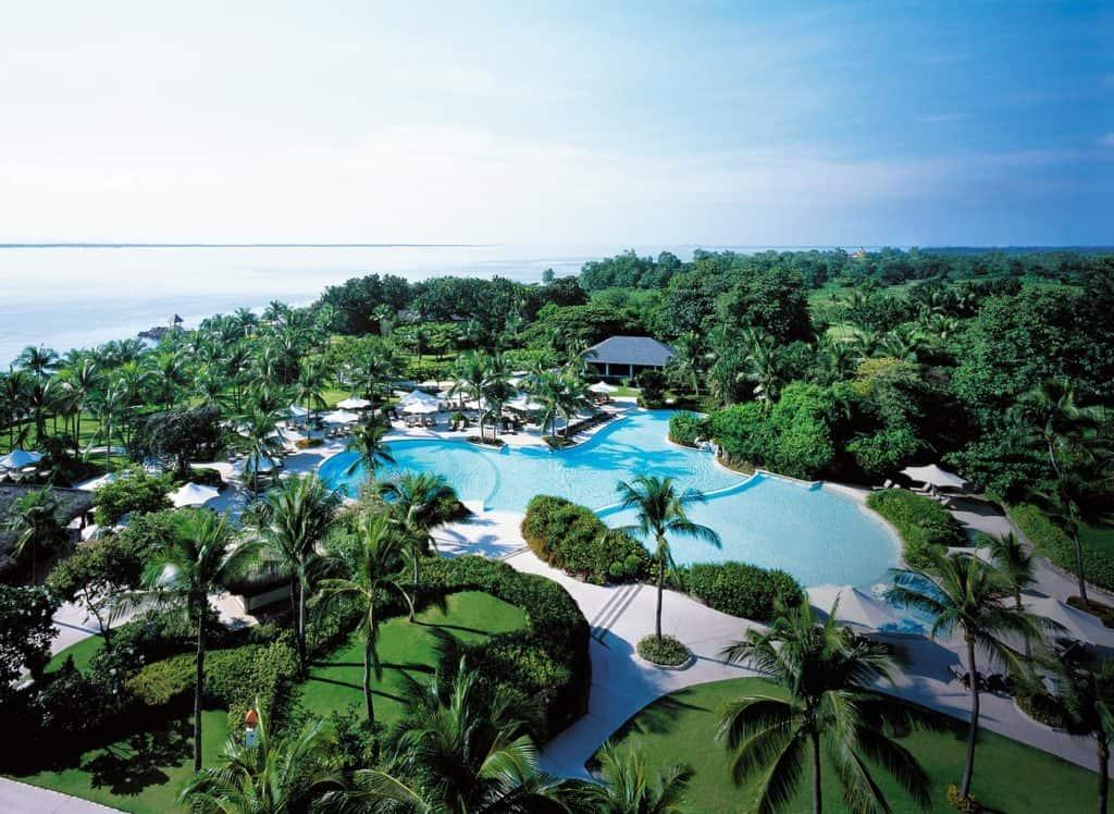 mactan island tempat wisata di Filipina