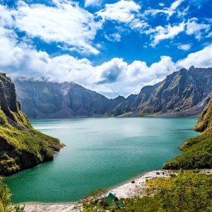 mount pinatubo wisata filipina