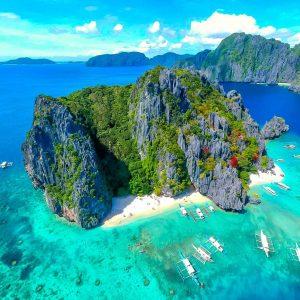 palawan pantai terindah di dunia