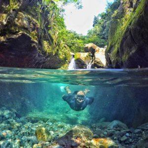 tempat wisata bogor green lagoon curug ciampea