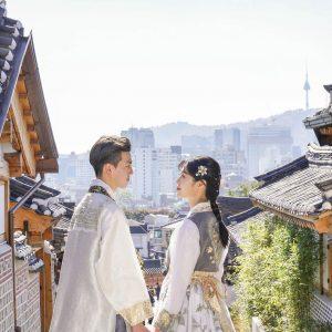 tempat wisata di korea selatan bukchon hanok village 3